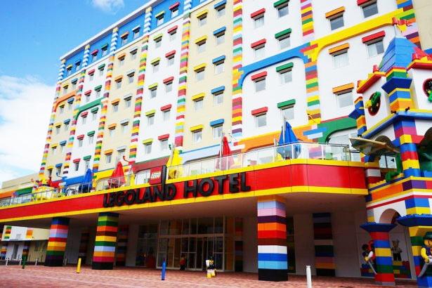 4月28日(土)オープンする「レゴランド・ジャパン・ホテル」