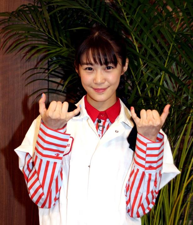 加村真美はオリジナルパンが発売を喜ぶ