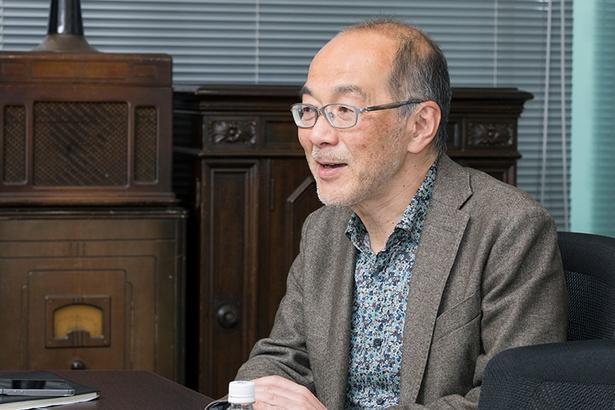 「海外展開は来年度最大の目標」と語る佐々木氏