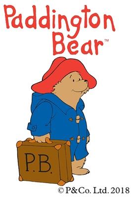 イギリスを代表する児童小説「くまのパディントン」から生まれたキャラクター