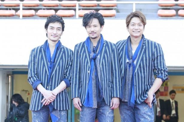 稲垣・草なぎ・香取の新番組に斉藤和義の出演が決定!生パフォーマンスも予告