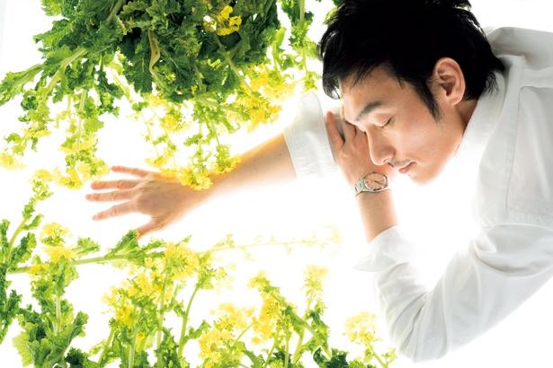 「あんまり考えないでやるっていうのは慎吾の影響かもしれない。そのとき感じたことでいいじゃないかって」