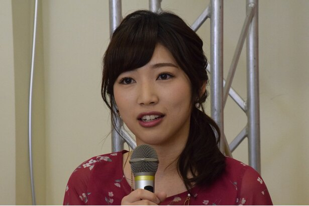 「番組出演者たちのあたたかい雰囲気もお伝えしていきたい」と語る新加入の森田アナウンサー