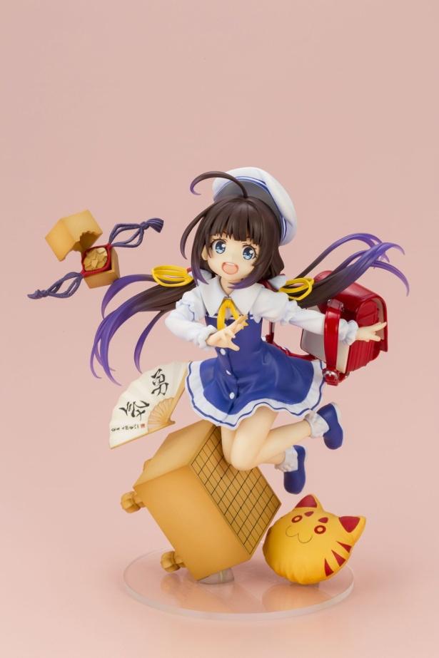 可愛い一番弟子を手元に置こう!アニメ「りゅうおうのおしごと!」より雛鶴あいのフィギュアが発売