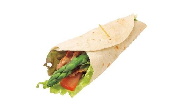 朝採り野菜が特徴「カフェテラス ロワール」の「いせはら豚ティーヤ」(300円)