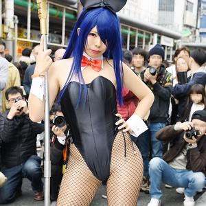 【コスプレ20選】セクシーなバニーガールも続々参戦!ストフェス2018を沸かせた美人コスプレイヤー大特集