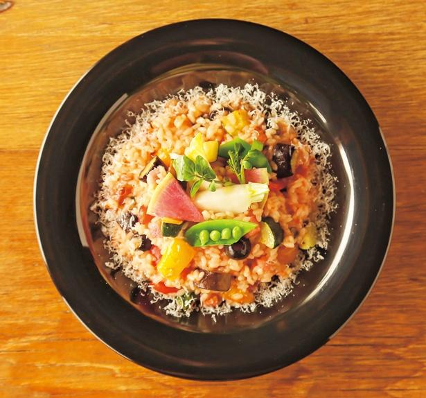 「UMEDA FOOD HALL」 にある「お米料理 リゾット☆スター」