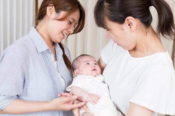 感染症予防のため、抱っこする前は手洗い必須
