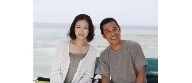 サンゴ礁再生に挑む夫婦を岡村隆史と松雪泰子が熱演