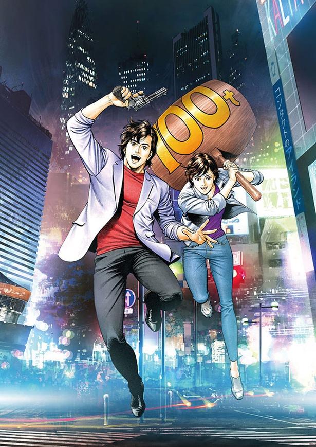スペシャルムービーではテレビ版のエンディングテーマとして人気となったTM NETWORKの「Get Wild」が使われている