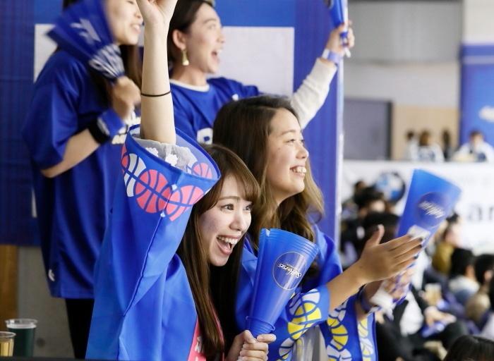 Bリーグの面白さを女子目線で徹底検証 Go!Go!シーホース vol.21