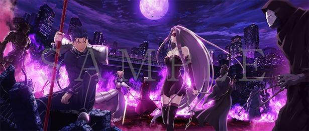 劇場版「Fate/stay night [Heaven's Feel]」Ⅰ.presage flower 須藤友徳描き下ろしデジジャケット公開!