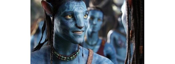 『アバター』では半分異星人のナビィ族、半分人間というジェイク・サリー役を演じた