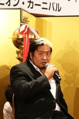 【写真を見る】諏訪魔「今までで一番強いレスラーが集まったなという感じ。この中で優勝できればプロレス界No.1と言われるのではないか」