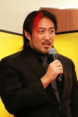 ヨシタツ「運のいいことに諏訪魔が同じブロックにいるので、準地元の4月24日名古屋大会で必ず勝ってリベンジを果たしたい」