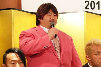 吉江「今までのチャンピオン・カーニバルで一番良かったと言われるように、自分の全てを精根尽き果てるまでぶつけたい」