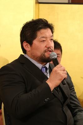 石川「みなさんと同じく僕もドキドキワクワクしていますが、みなさんの期待を超える試合をして優勝。連覇する可能性は僕しかないので連覇したいですね」