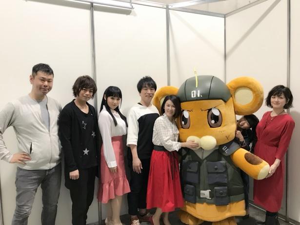 【AnimeJapan 2018】新作の見どころをドドッと紹介! 「フルメタル・パニック! Invisible Victory」ブリーフィングステージ