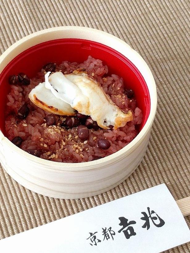 「京都 吉兆」鯛赤飯 ※写真はイメージとなり、出店時と容器等が異なります