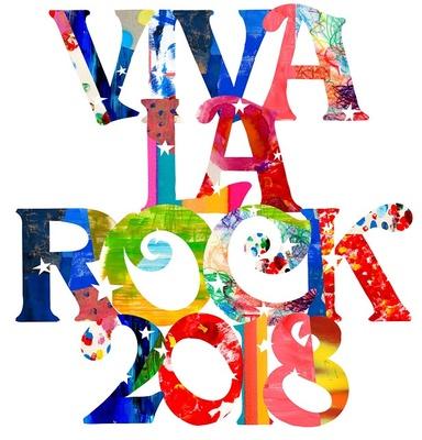 【写真を見る】さいたまスーパーアリーナで開催される「VIVA LA ROCK」では、雰囲気の異なる屋内のステージと最高の音響空間で音楽を楽しめる