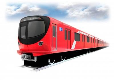 丸の内線の新型車両が来年2月から運用開始へ