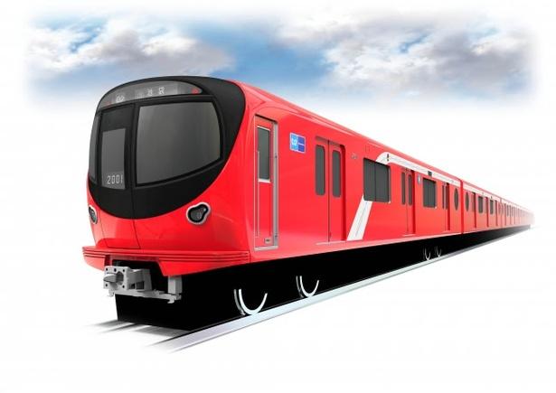 丸ノ内線の新型車両2000系が2019年運行開始へ。東京メトロ初のコンセント設置車