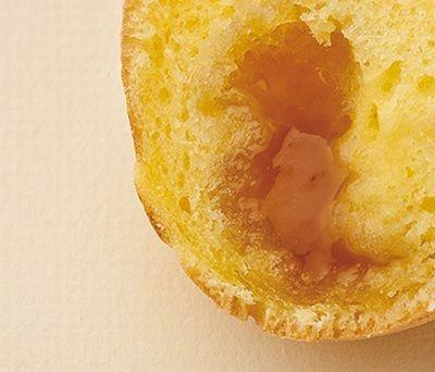 「ギンザ プティ カスタ」の「ミニたい焼き」メープル味