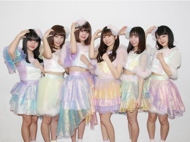 東京CuteCuteが、3月28日(水)にニューシングル「SUGAR/悠久シンフォニー」をリリースする