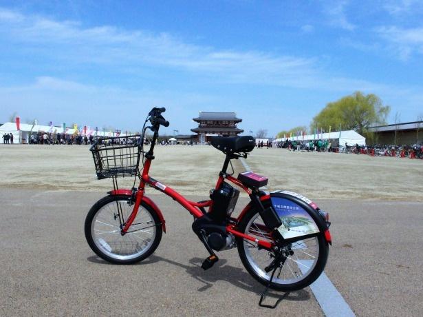 電動自転車で奈良観光も快適