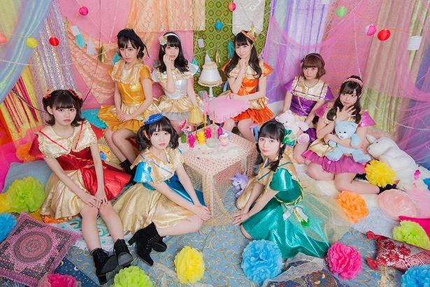 FES☆TIVEが再び8人体制となり、5月23日(水)にニューシングルをリリースする
