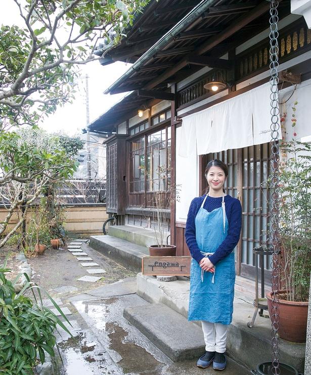 オーナーの寺田さん「ここの場でお客さん同士が新しくつながったり、旧交が温まったり、人のご縁が広がっていくことを期待しています」