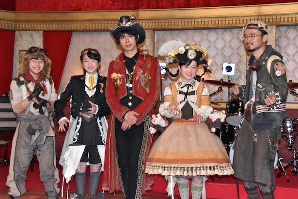 音楽ファンに人気を集める子ども番組「ムジカ・ピッコリーノ」歌を届ける新シーズンが開幕!