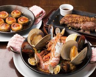 魚介類の旨味が際立つパエリアが絶品!本場をしのぐスペイン料理店