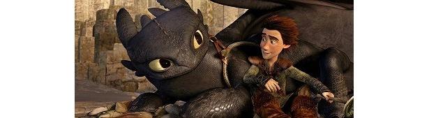 【写真】映像も素晴らしい!かわいいドラゴンと少年との友情を描いた感動作