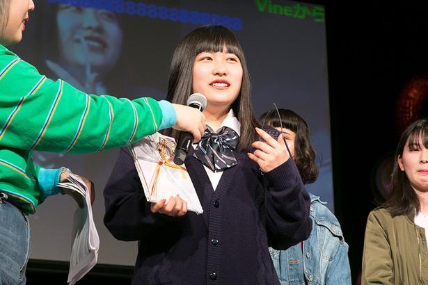 「女子高生YouTuberオーディション」グランプリに輝いた、えむあいゆーのMiu