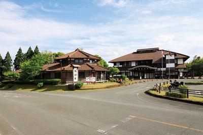 鞠智城について学べる「温故創生館」