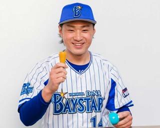 挑戦前に余裕の表情を見せる石田選手
