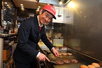 ステーキハウスで経験をつんだ職人・川村剛志さん