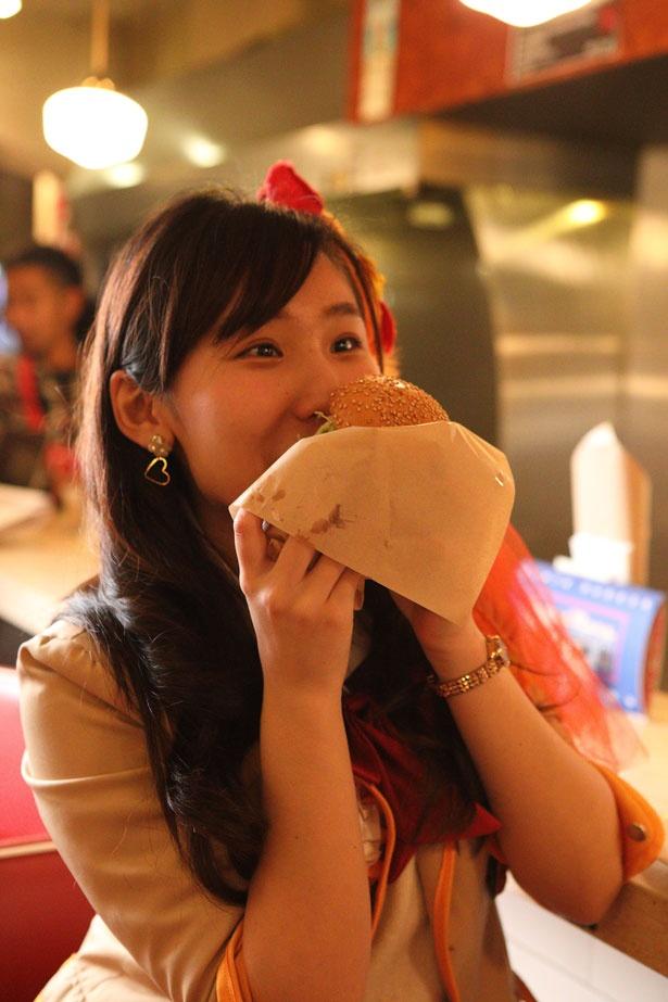 「神戸ビーフって衝撃的においしい!」