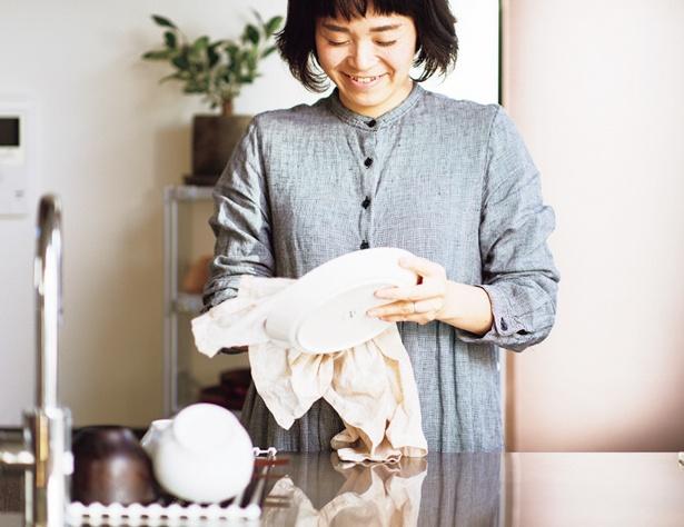 夕食後から洗濯までの間、と緩~く自分ルールを設定