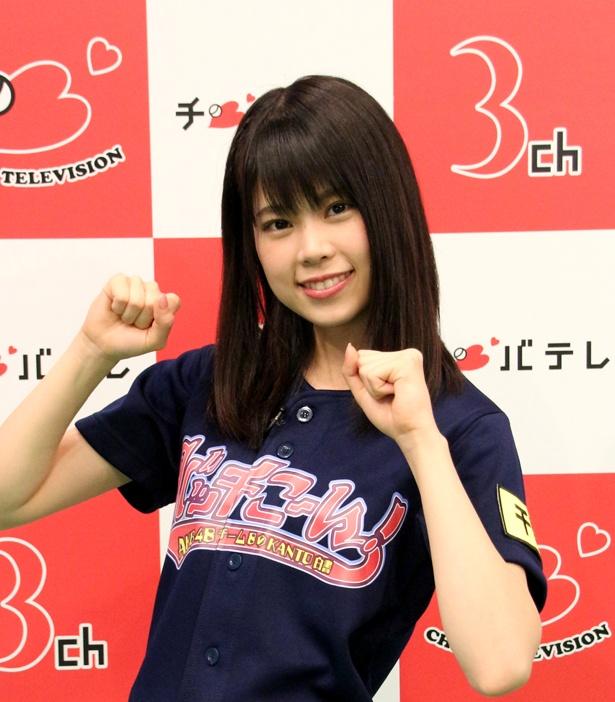 【写真を見る】AKB48チーム8千葉県代表・吉川七瀬は二日間登場する