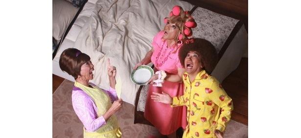 笑いあり、涙ありの映画『矢島美容室 THE MOVIE 夢をつかまネバダ』(4月29日祝・木公開)