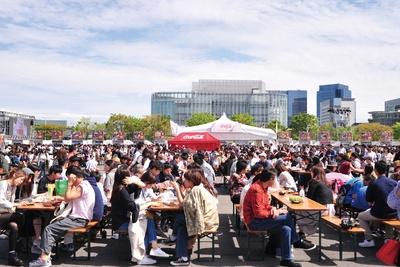 国内最大級の規模を誇る人気フードイベント、肉フェス トウキョウ 2018が今年もゴールデンウィークに開催