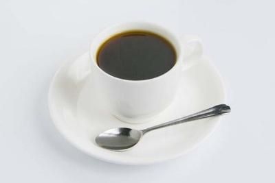 すっきり飲みやすい「伊藤ブレンド珈琲」(480円)