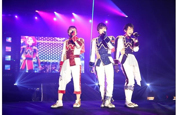 男子プリパラの人気チーム「WITH」スペシャルイベントが東京・大阪で開催決定!