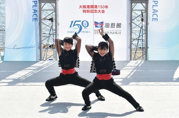 今年は第20回大会にあたる「天保山キッズ&ティーンズ ダンスコンペティション」