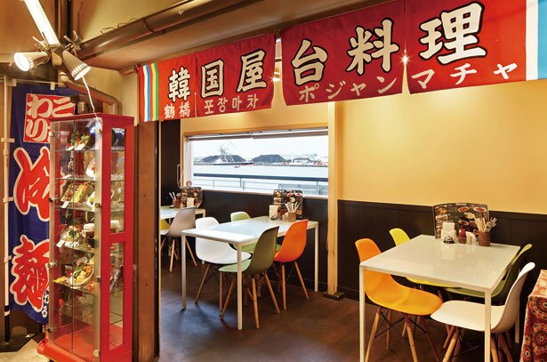 韓国定番料理が味わえる「鶴橋ポジャンマチャ」