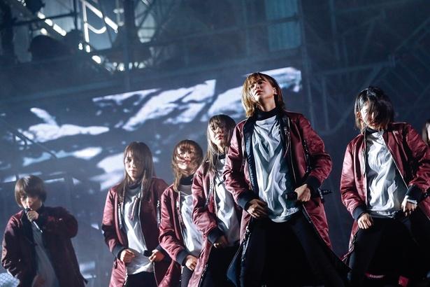 「欅坂46 2nd YEAR ANNIVERSARY LIVE」の模様をリポート!