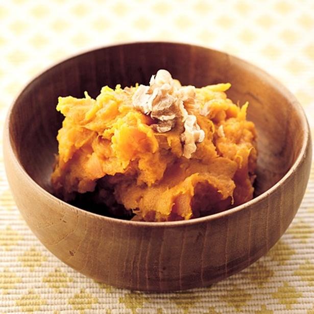 【関連レシピ】かぼちゃとにんじんマッシュ