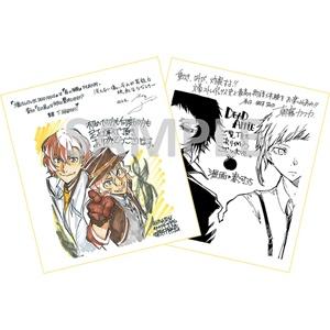 4DX上映も決定!「文豪ストレイドッグスDEAD APPLE」の7週目入場者特典を公開!